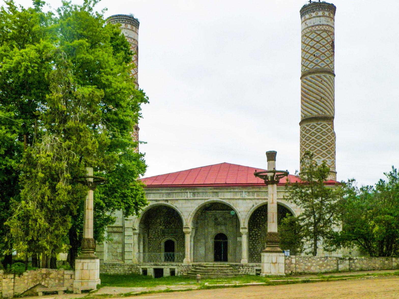 Мечеть Юхары Говхар Ага